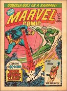 Marvel Comic Vol 1 352