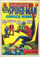 Spider-Man Comics Weekly Vol 1 2