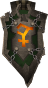 Bandos warshield detail