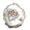 Cotton Ball Gnome-icon