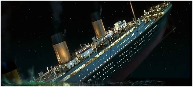 naufrage du titanic wiki titanic