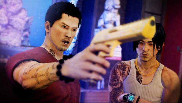 That One Person You See Everywhere But Don T Know Their: Can Someone Make Wei Shen (Sleeping Dogs) For Me?