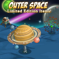 Outer Space Event Loading Screen