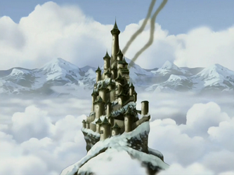 Northern Air Temple - Avatar Wiki, the Avatar: The Last ...