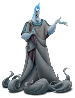 Personality ... MBTI Enneagram Hades (Hercules, Disney) ... loading picture
