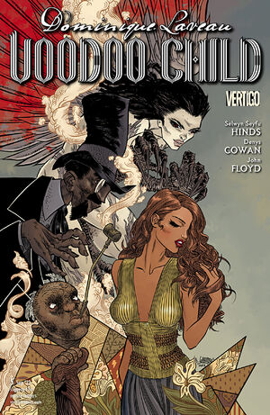 Cover for Dominique Laveau: Voodoo Child #5