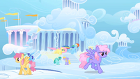 City of Cloudsdale S1E16