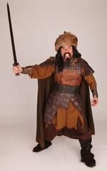 Attila the hun