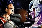 King Cold V.S. Rey Vegeta