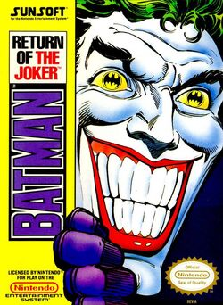 Batman Return of the Joker (NES) (NA)