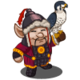 Mongolia Gnome-icon