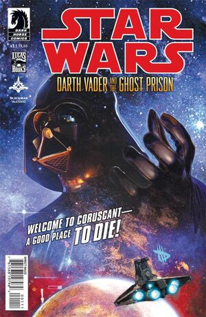 Star Wars Darth Vader and the Ghost Prison Vol 1 1