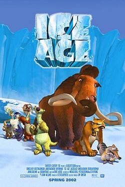 Ice Age Original Poster