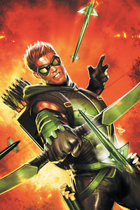 Green Arrow Vol 5 1 0001Textless