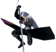 Dissidia Hell&#39;s Gate Render