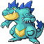 Feraligatr Shiny RS