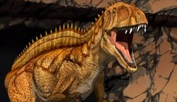 Acrocanthosaurus 2