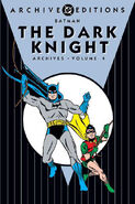 Batman - The Dark Knight Archives, Volume 4