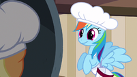 Rainbow Dash what about S2E14