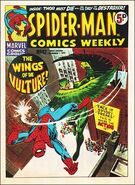 Spider-Man Comics Weekly Vol 1 42