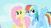 Rainbow Dash 'I don't think you know him' S1E25