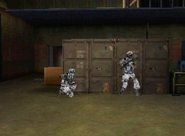 Vargas and Brewer Regroup in the warehouse MW3DS