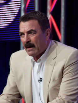 Tom Selleck 2010