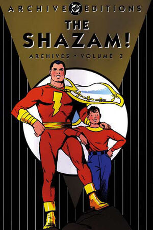 Cover for Shazam Archives #3