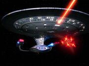 Simultaneous phasers and photon torpedoes