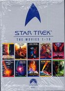 Star Trek - The movies 1-10 (2006)