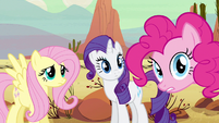 Rarity she being random S2E14