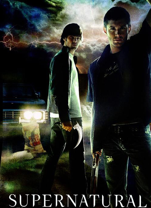 Supernatural   S01  (RE-UP)