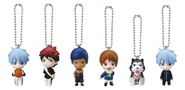 Gashapon keychains swing2