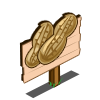 Jade Peanut Mastery Sign-icon