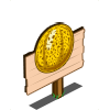 Royal Cantaloupe Mastery Sign-icon