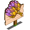 Royal Artichoke Mastery Sign-icon