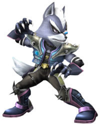 Wolf O&#39;Donnell(Clear)