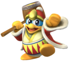 King Dedede; Dedede(Clear)