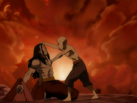 Aang energybends Ozai