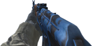 AK-47 Blue Tiger CoD4