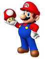 Mariowithmushroom