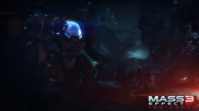 Mass Effect 3 Leviathan screenshot