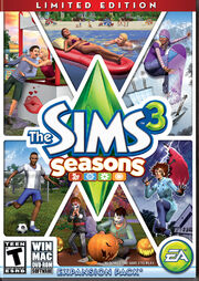 The Sims 3 Seasons Limited Edition