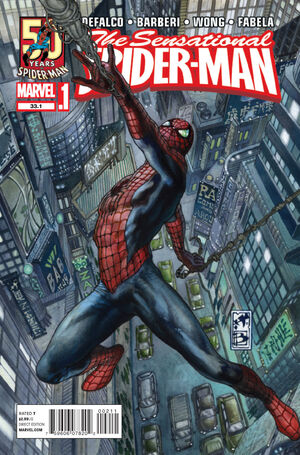 Sensational Spider-Man Vol 1 33.1