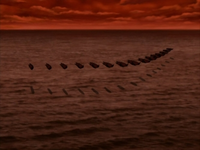 Ozai&#39;s airship fleet