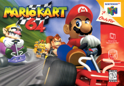 Mario Kart 64 (NA)
