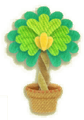 KEY Potted Plant sprite