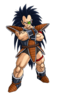 Raditz for Saiyanelite