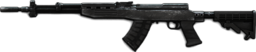 Battlefield Play4Free SKS Modified