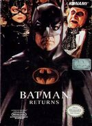 Batman Returns NES